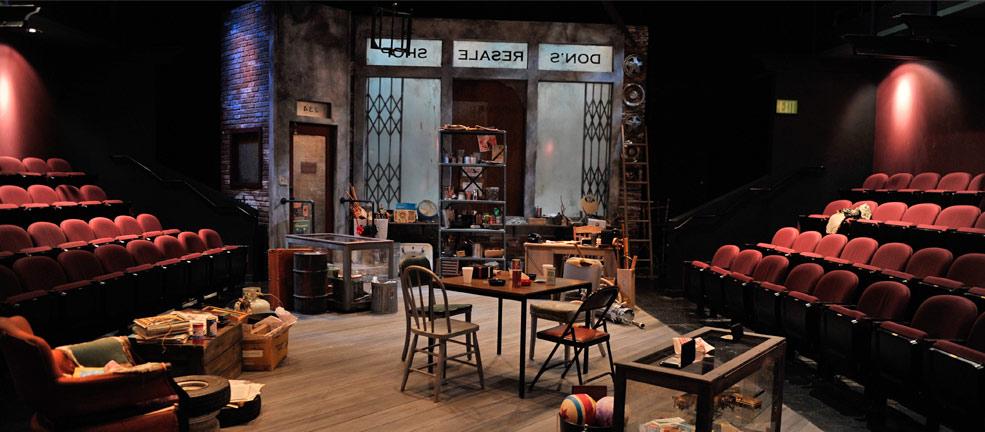Our Theatre Plan A Visit